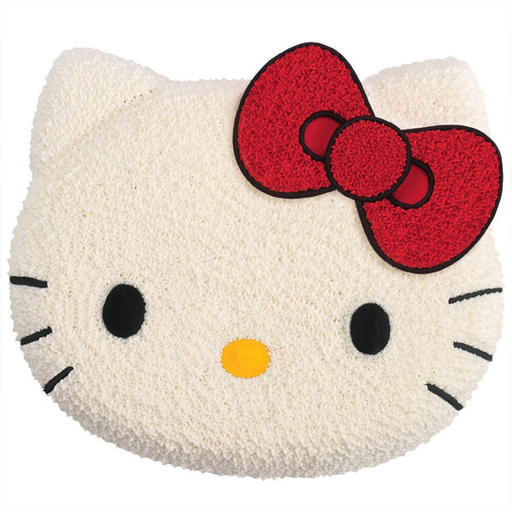Hello Kitty Cake Decorations Wilton