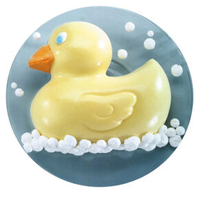 Lemon Mousse Ducky