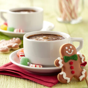 Gingerbread Lattes