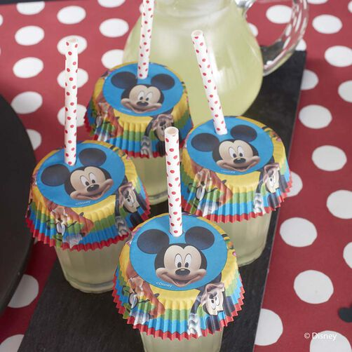 Wilton Mickey Mouse Sweet Sippers