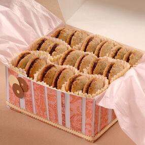 Hazelnut & Chocolate Sandwich Cookies