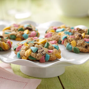 Chunky Candy Cookies