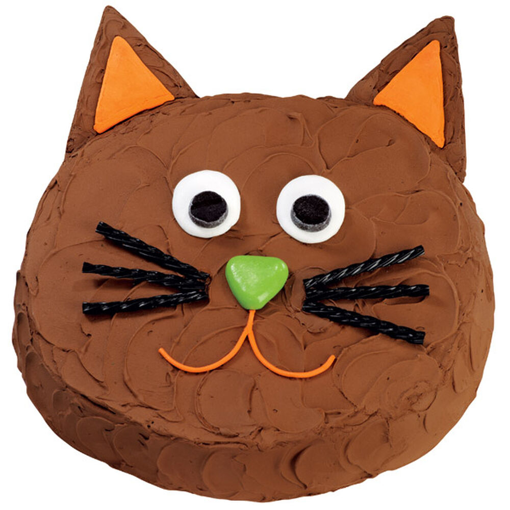 Quick As A Cat Cake Wilton