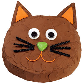 Quick as a Cat Cake
