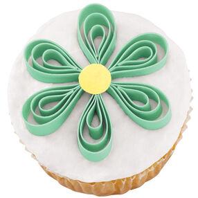 Breezy Blossom Cupcakes