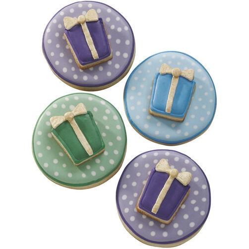 Golden Gifts Cookies