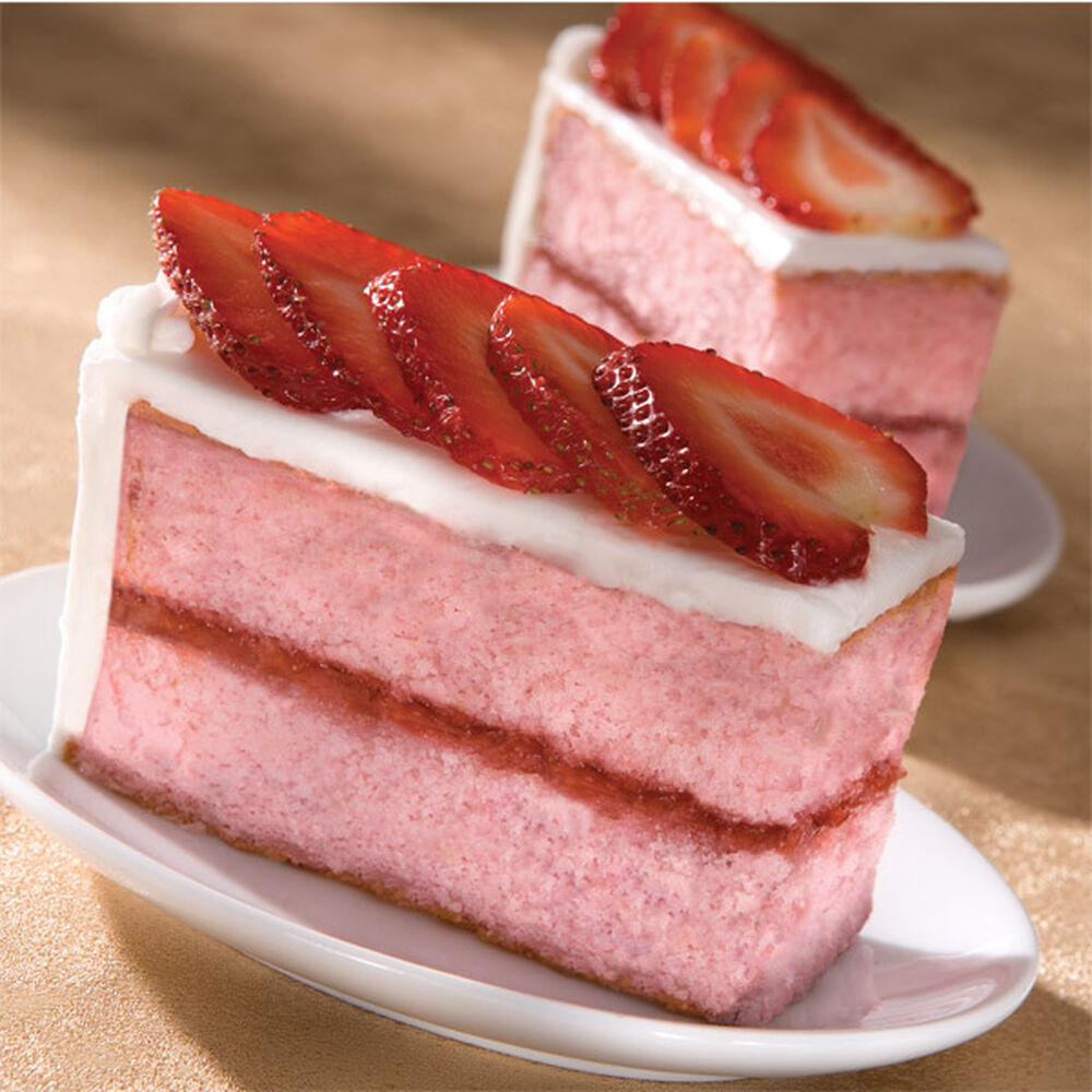 Strawberry Banana Princess Cake Recipe