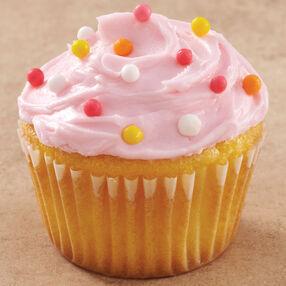 Mini Almond Cupcakes