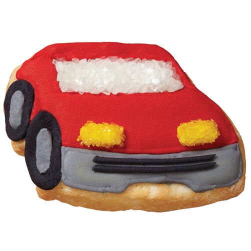 Shiny New Car Cookies