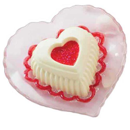 Aglow With LoveGelatin Cake