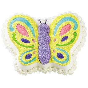 Wilton Butterfly Cake Decorating Ideas : Butterfly Cake Pan Wilton