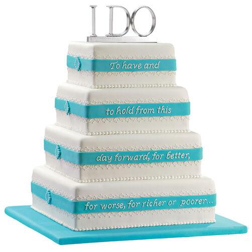 A Future Promise Cake
