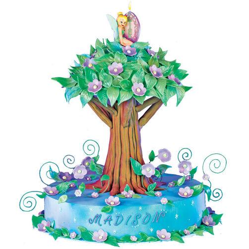 Treetop Tink Cake