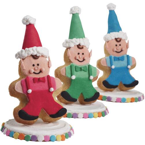 Toymaker Christmas Cookies