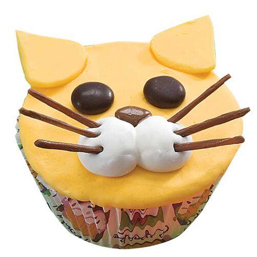 Frisky Feline Cupcakes