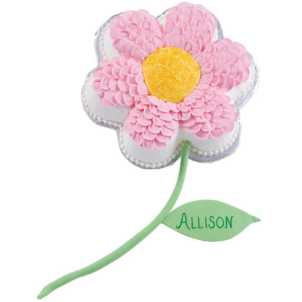 Fun In Full Flower Cake Wilton