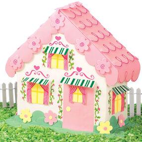 Garden Getaway 3D Cake