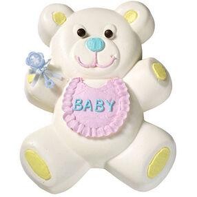 Pastel Mousse Bear
