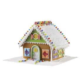 Candy Sweet Gingerbread House #4