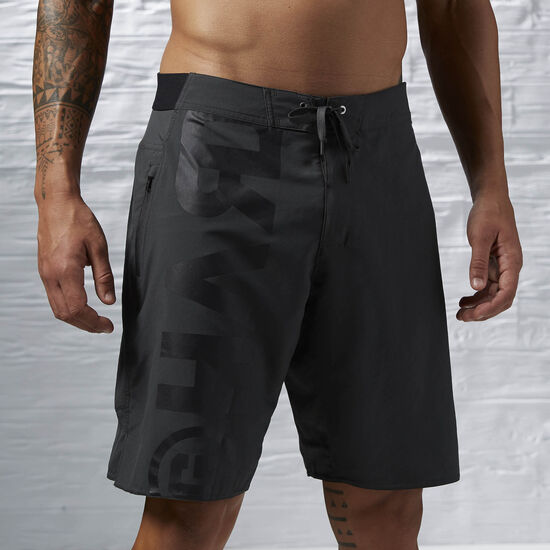 Reebok - ONE Series Power Nasty Lightweight Short Coal AJ0853