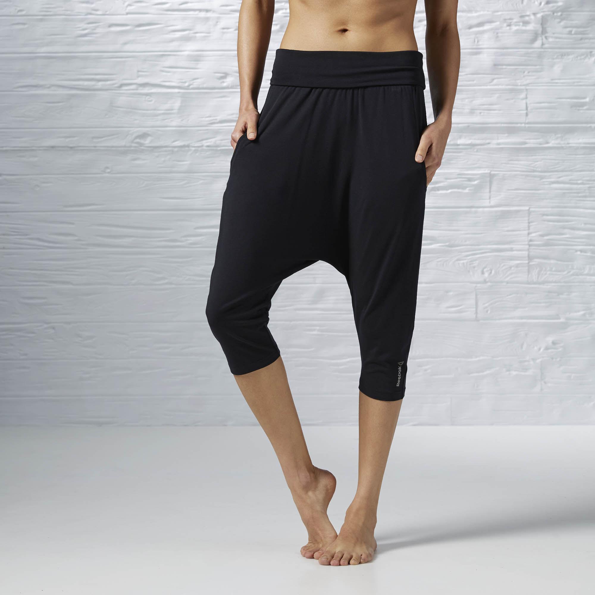 Sport Pantalons Noir France Noir Pantalons Reebok Sport HqPxT6