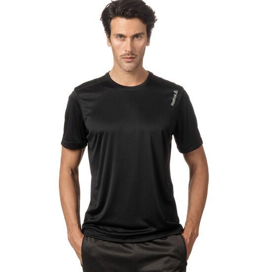 Reebok - Running Essentials Short Sleeve Tee Black AJ0338