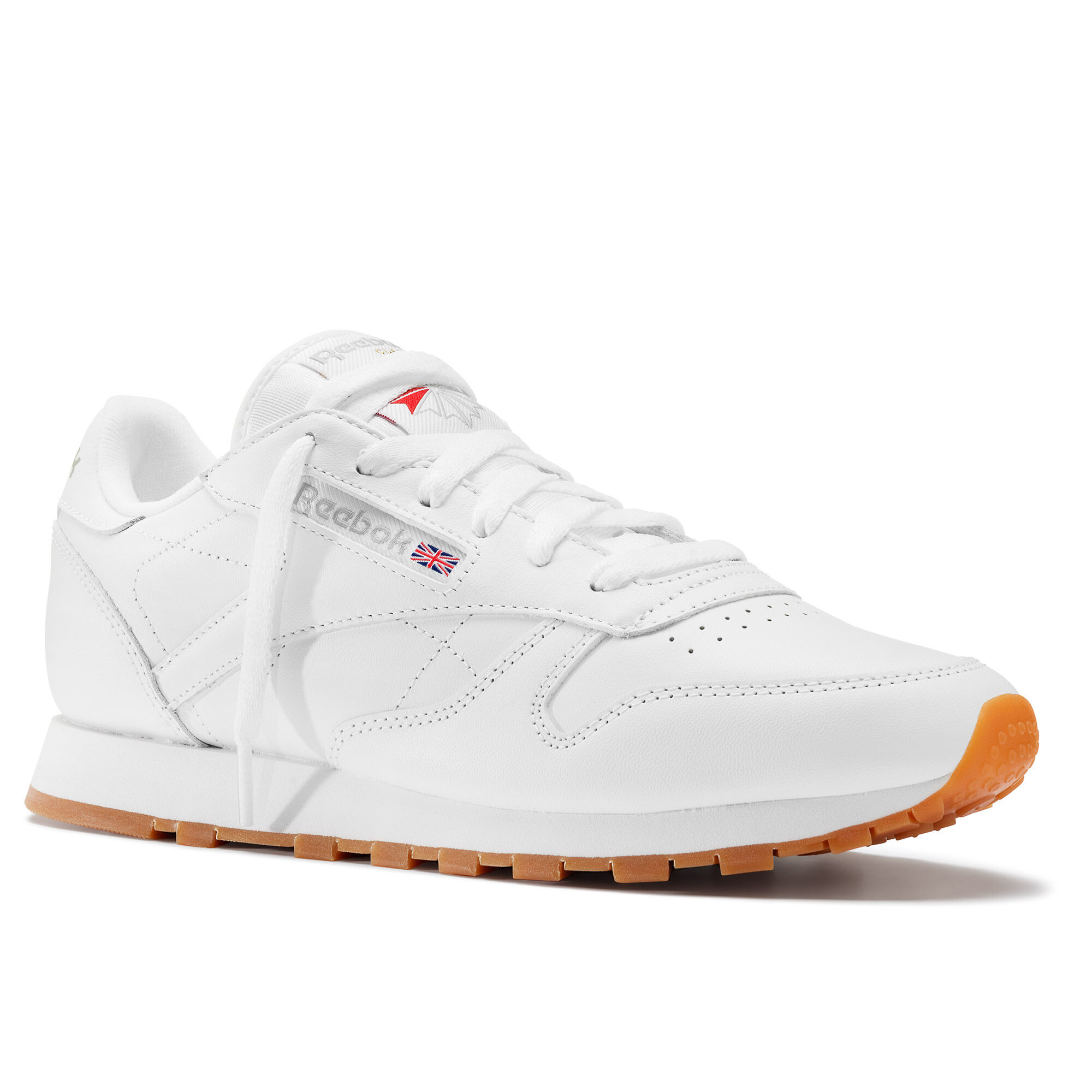 Reebok Classic Leather White Homme