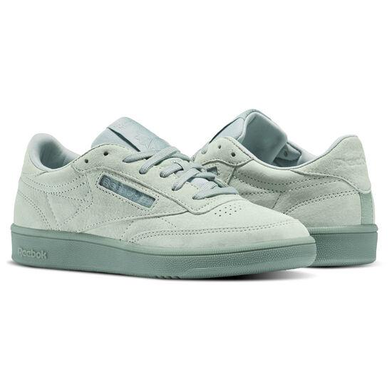 Reebok - Club C 85 Lace Seaside Grey/White BS6528
