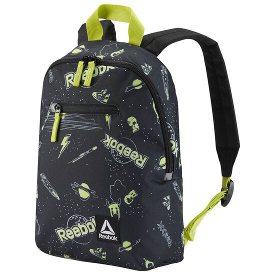 Reebok - Kid's BTS Graphic Backpack Black BP9583