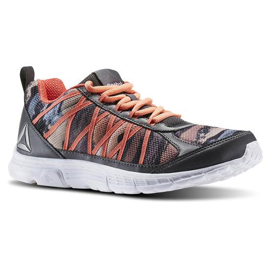 Reebok - Zapatillas de Running Speedlux 2.0 ASH GREY/STELLAR PINK/WHITE/PEWTER/GP BD5502