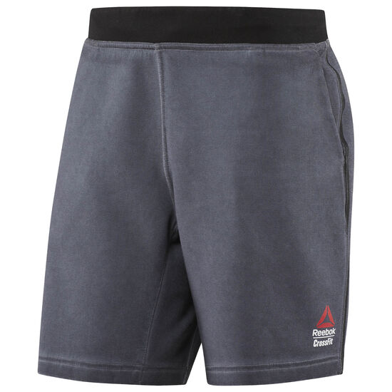 Reebok - Reebok CrossFit Sweat Short Dark Grey Heather BK1111