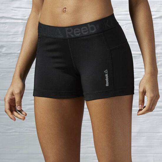 Reebok - Workout Ready Knit Short Black AJ3319
