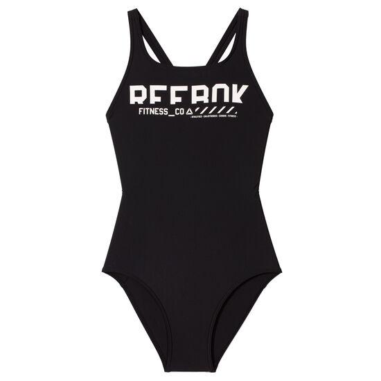 Reebok - Купальник Reebok BLACK S97055