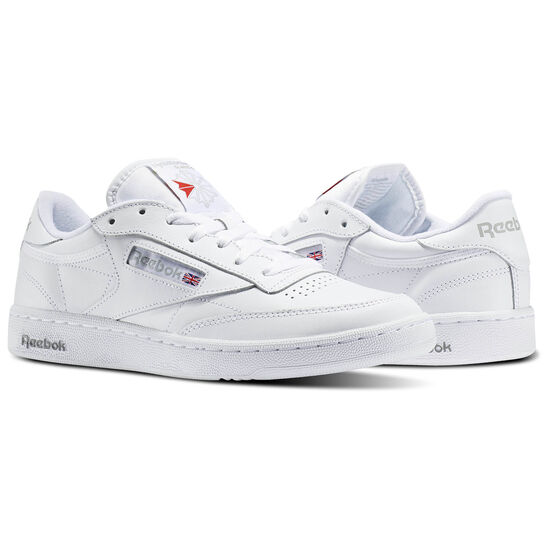 Reebok - Club C 85 Int-White/Sheer Grey AR0455
