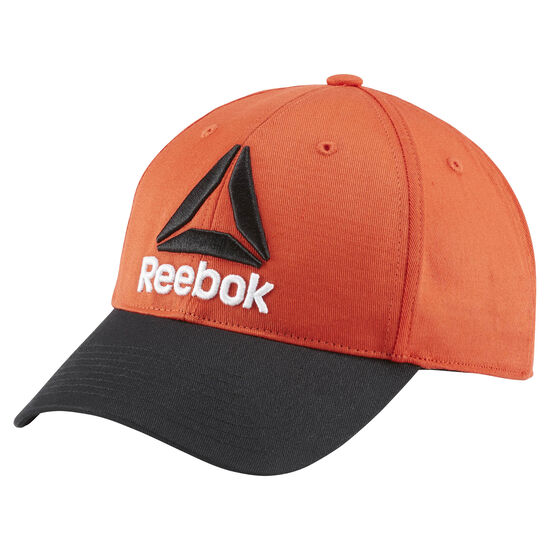 Reebok - Training Baseball Cap Carotene /Black BK6251