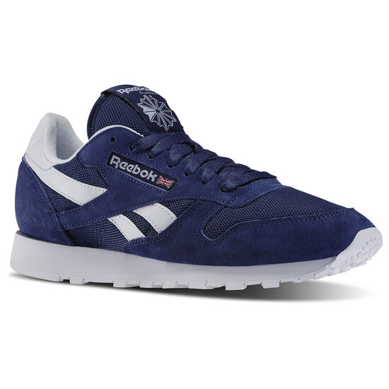 Reebok - Classic Leather IS Midnight Blue/White V69421