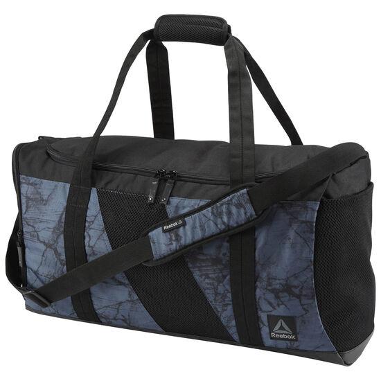 Reebok - Reebok Combat Grip Duffle Bag Black BR4620