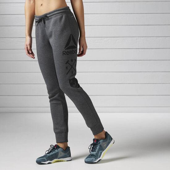 Reebok - Спортивные брюки Quik Cotton Graphic ~ BK1998