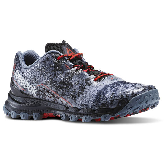 Reebok - Reebok All Terrain Thrill Asteroid Dust/Black/Riot Red AR0413