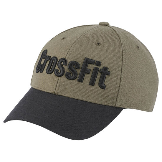 Reebok - Reebok CrossFit Cap Hunter Green BP7358