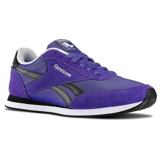 Reebok - Reebok Royal Cl Jogger 2 Team Purple/Black/White V70713