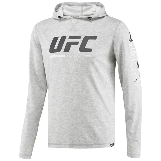 Reebok - Men's UFC Pullover Hoodie Multicolour AZ3440