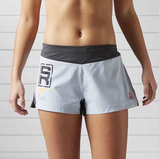 Reebok - Spartan Stealth Mud Short Gable Grey BR5736