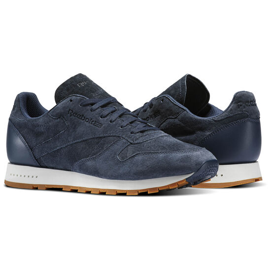 Reebok - Classic Leather SG Smoky Indigo/Chalk-Gum BS7485