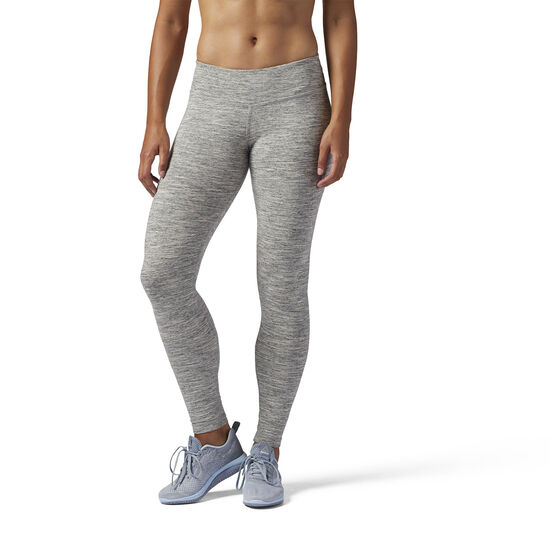 Reebok - Elements Marble Legging Medium Grey Heather BP8907