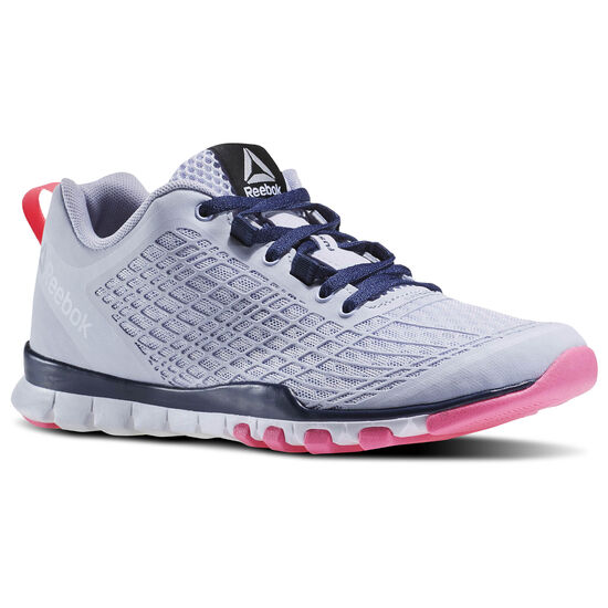 Reebok - Zapatillas de Training Everchill Train Lucid Lilac/Blue Ink/Poison Pink/White AR3067