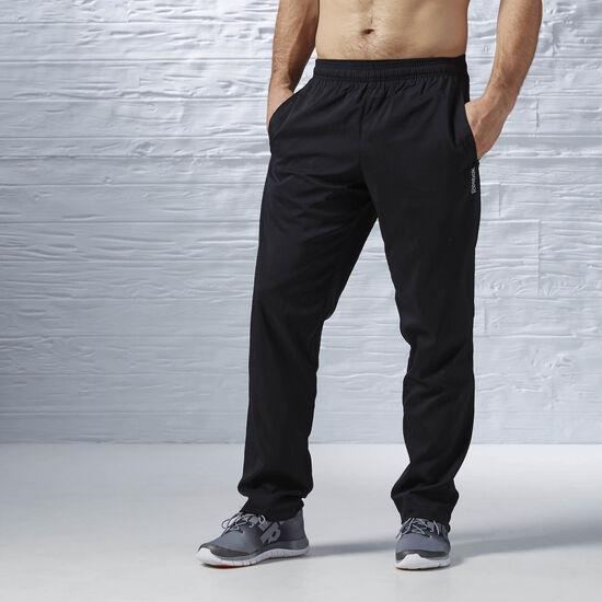 Reebok - Elements Woven Pant Black/Black AJ3058