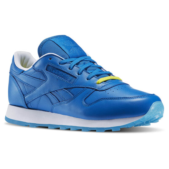 Reebok - Reebok X FACE Stockholm Classic Leather Dramatic/Clarity/Wonder BD1326