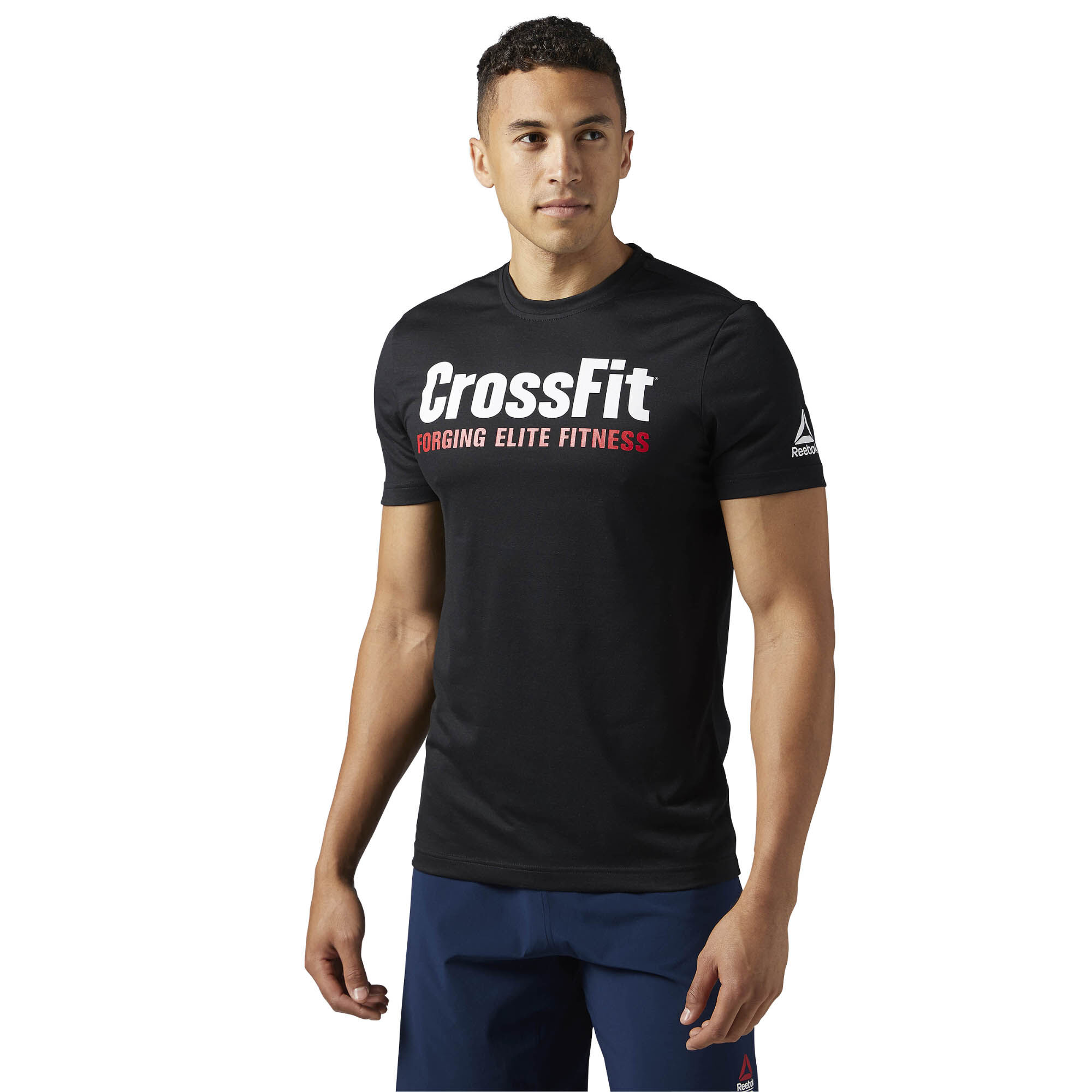 t shirt reebok crossfit speedwick f e f graphic. Black Bedroom Furniture Sets. Home Design Ideas