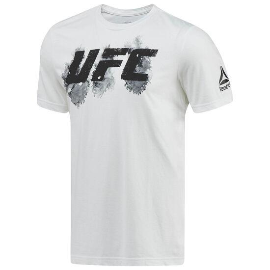 Reebok - UFC Ultimate Fan Logo Tee White BQ8098
